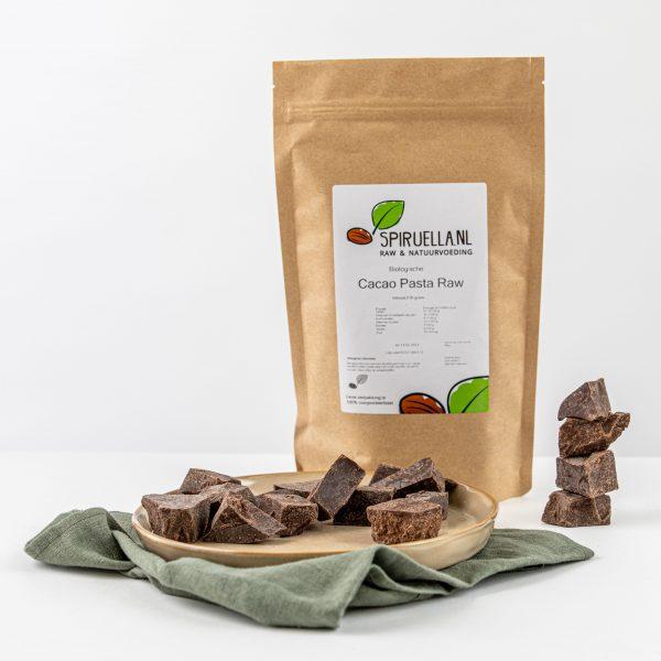 Rauwe cacao pasta kopen